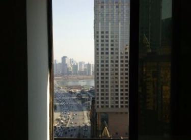 (出租)华阳国际大厦634平高层写字间出租,可整租可分租