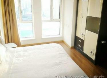 金地琥珀天地 1室 家电家具齐全 包物业 采暖 可短租