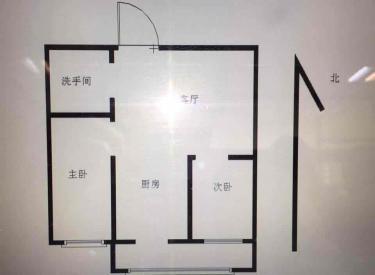 紫荆花西社区 2室 1厅 1卫 50㎡