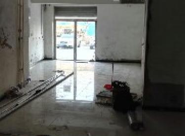 (出租)沙岭商圈 小区门口 对面物流 150平精装