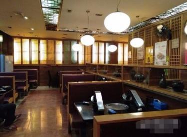 (出兑)出兑韩式烧烤店