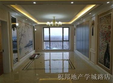 文华街三号院 3室 2厅 2卫 116.24㎡ 售价103万