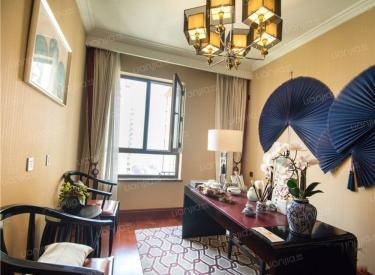 万科铂萃园,浑河北岸河景房,208平四室现房,五里河公园旁