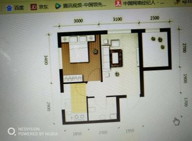 瑞家景峰 2室 1厅 1卫 54㎡