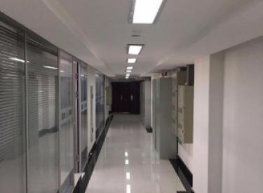 (出租)明城国际大厦A座10楼整层700平整租独立房间出租