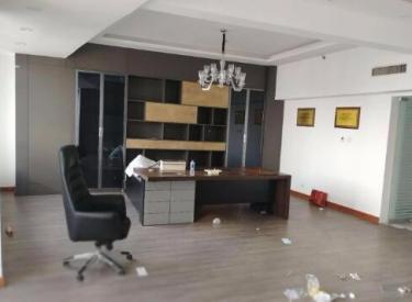 (出租)市府摩根凯利210平 南向 精装修带办公家具有隔断