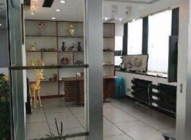 (出租)市府广场 新华科技大厦 260平采暖物业 全包