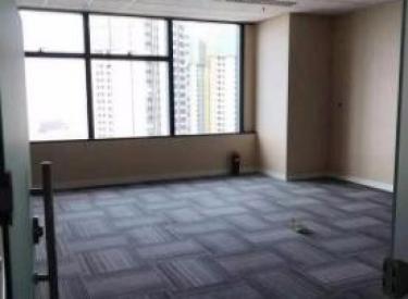 (出租)皇姑区中汇广场B座530平精装修玻璃隔断拎包入住