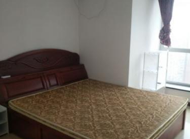 金地滨河国际城 2室 2厅 1卫 80㎡ 半年付带空调