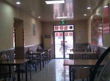 (出兑)营业中饺子馆带炒菜店
