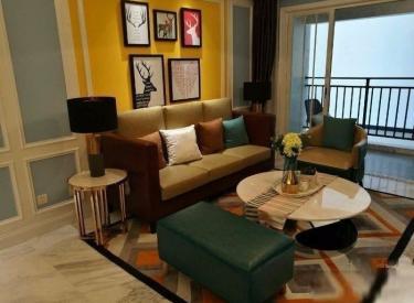 急售特价奥体河畔新城82平二室83.5万 首创国际城,沿海赛