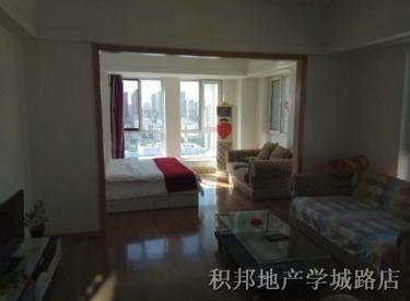 金地琥珀天地公寓 61.07㎡ 一室精装修 可贷款 45万