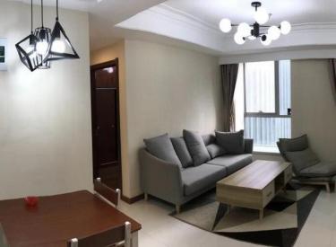 北站华府新天地 精装公寓 两室一厅 有天然气 押一付三