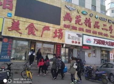 (出租)沈辽路沈辽路画苑美食广场档口摊位40平米