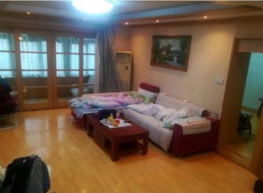 金苑华城 南北通透 两室一厅 精装修 采光好 地热 拎包入住