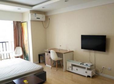 华府天地 精装公寓 拎包入住 随时看房 无中介费 性价比高