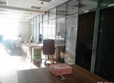 (出租)皇姑地标建筑物 大面积现成装修以及办公家具