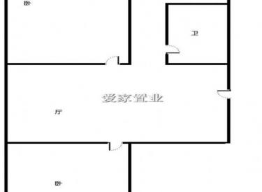 假日蓝湾新区 2室 1厅 1卫 68㎡