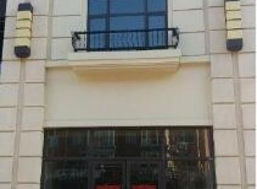 (出租)北陵鸭绿江街铜山路金地悦峰楼盘社区底商245平米