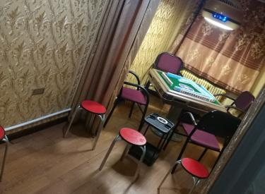 棋牌室(精致装修吃喝玩乐一条龙主题棋牌室)
