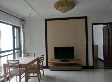 恒大城一期 三室精装修全新未住102平直对景观湖 合计啥呢