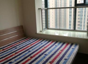 恒大名都精装3室109平 包取暖物业 家电家具齐全2000月