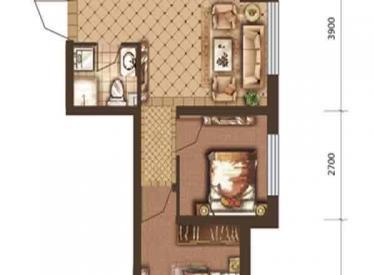宏发英里 2室2厅1卫60.99㎡