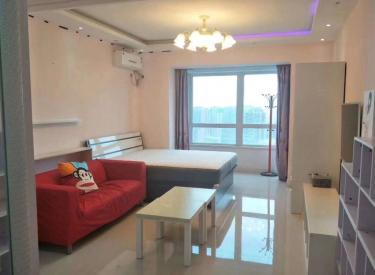 长白岛内长岛一号一室小户型简单装修拎包入住南京一校126中学