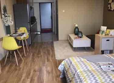 万隆国际商业广场 1室1厅1卫33.28㎡