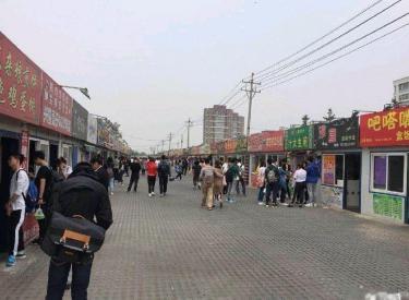 (出租)虎石台沈北道义虎石台医科大学档口摊位30平米