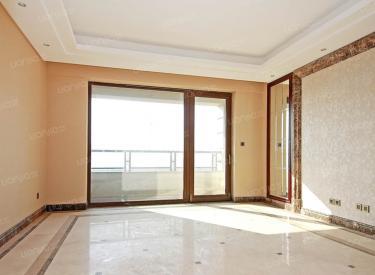 五里河公园万科铂萃园 河景高楼层精装修大3室 满五唯一无抵押