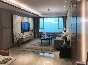 铁西经济开发区 融创城103平功能性小三室 户型标准 采光好