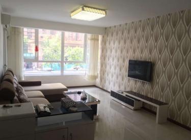 云峰地铁巴塞罗那 南北 两室 精装 包采暖物业 拎包入住