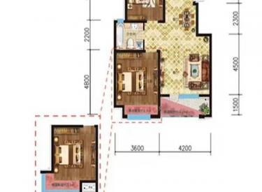 万锦红树湾 3室2厅2卫98㎡
