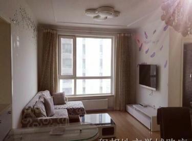金地滨河国际 2室 2厅 1卫 精装 家电全包