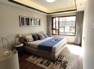 中南旭辉和樾,155平下叠,600平超大实用空间,改善型大宅