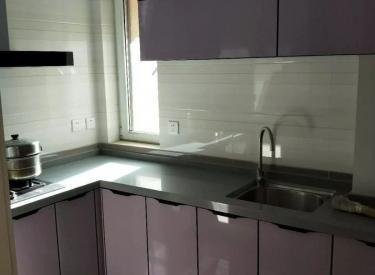 中金启城 环保材料自住标准装修两室65平米包物业采暖1400