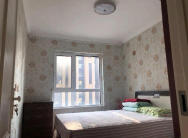 中金启城新房精装修 设施全 可做婚房 首租 两室一厅