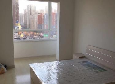 长白翰逸华园,新装修,可以配家具家电,拎包入住,南北2居