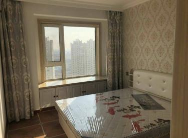 碧桂园西区17楼,两室一厅,南北通透,家电全