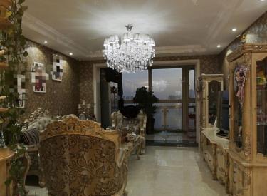 大东锦联左岸 婚装两居室 高楼层视野开阔 采光充足