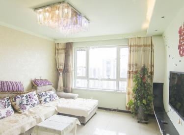 幻景家园精装三室户型 高楼层无遮挡采光好