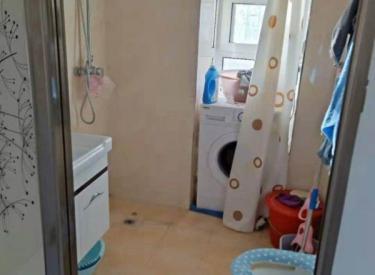 南北通透精装修落地窗装修没住几天雨田学校地铁二室二厅