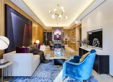 中海城 3室 2厅 1卫 120㎡  锦城 尚城和悦府美的城