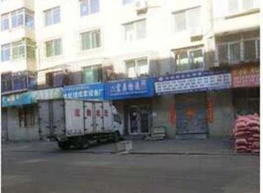 沈阳站南胜利街四马路临街门市出租(铁胜农副产品市场邻楼)