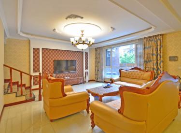 阳光尚城4.2期6室3厅 首次出租 豪装一楼 全新家具家电