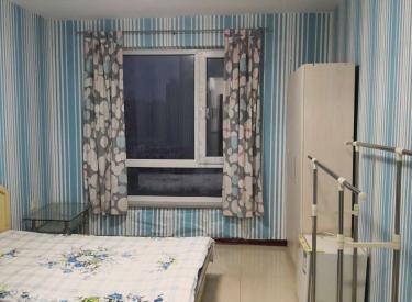 中央大学城一室,南向家具家电齐全,看房方便