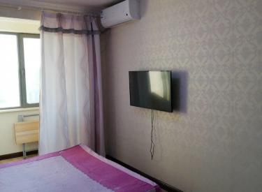 阳光经典一室南向,精装修带空调,家电家具齐全,看房方便