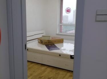 长白岛 长河湾小区 精装两室 出租 2室 2厅 1卫 半年付