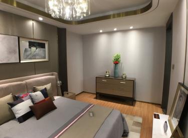 孔雀城新京学府高层 出门学校 标准四居室 户型通透 一梯两户